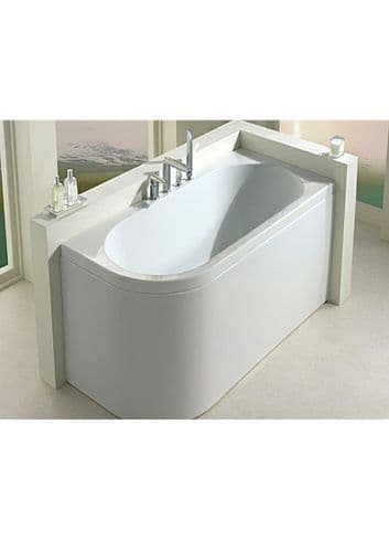 Carron Status 1700 x 725mm Bath LH or RH - Panel & Strength Options