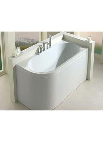 Carron Status 1700 x 800mm Bath LH or RH - Panel & Strength Options