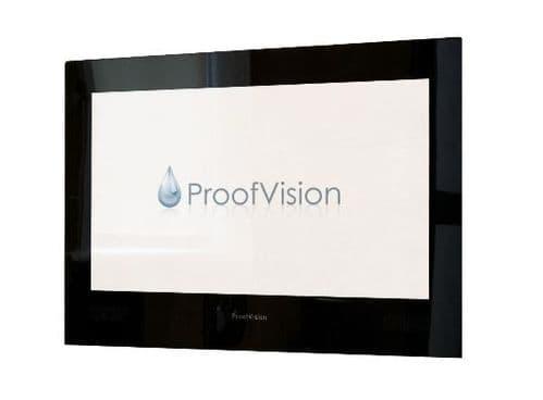 Frontline Bathroom TV's Black or Mirrored
