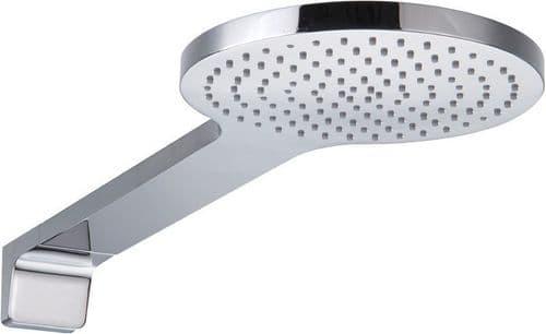 Pura Flova Essence Brass Rain Shower