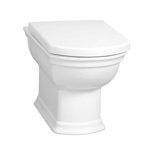 Vitra Serenada Back To Wall & Soft Close Toilet Seat