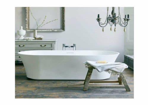 Armonia Natural Stone Clearwater Modern Bath 1550 x 750mm - N18