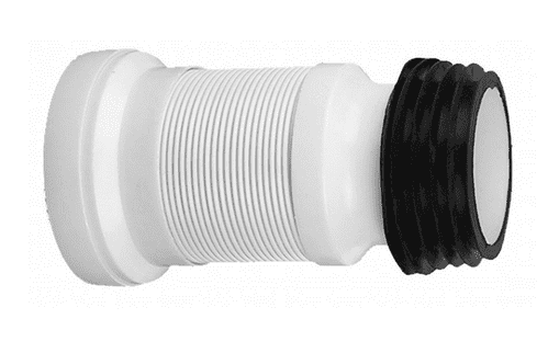 Bathcenter WC Pan Connectors - Flexible or Straight