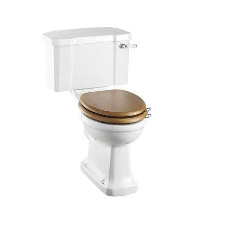 Burlington Standard CC  Toilet with Lever Cistern  - Various Colours