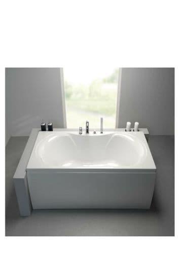 Carron Arc Duo 1800 x 800mm Double Ended Bath
