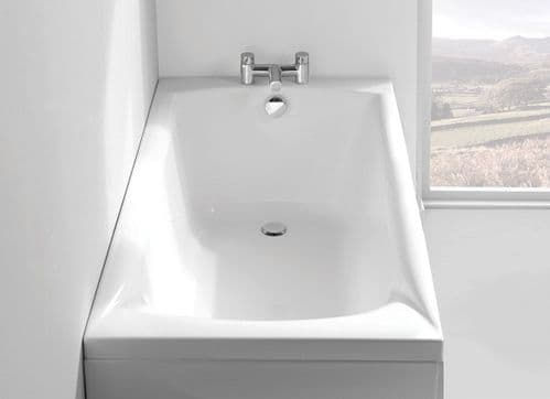 Carron Delta 1400 x 700mm, Single Ended Bath