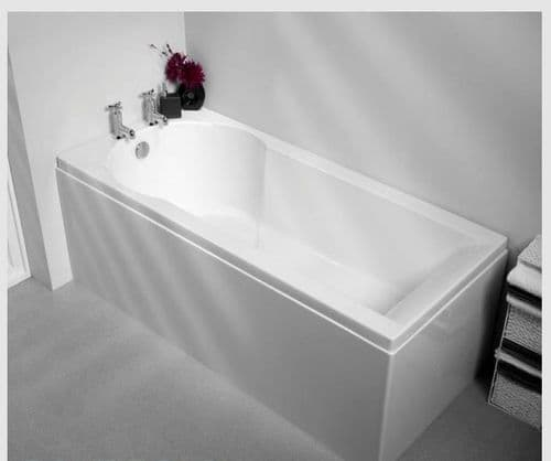 Carron Zone 1700 x 750mm Shower Bath