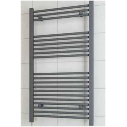 Eastbrook Dry Element Electric Towel Rail - 1100mm x 500mm - Anthracite