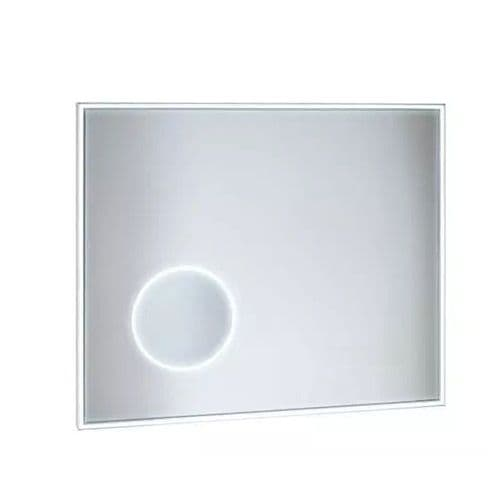 Eastbrook Fabriano Landscape Led Blue Light Mirror - 770mm x 575mm