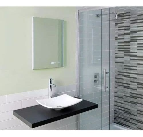 Eastbrook Langton Illuminated Mirror - 80mm x 555mm