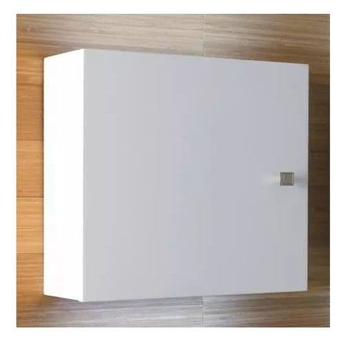 Eastbrook Mirror Cabinet - 450mm x 850mm - White