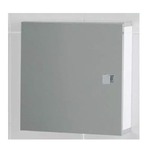 Eastbrook Oslo Mirror Cabinet - 400mm x 400mm - White