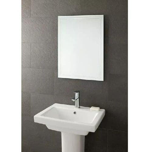 Eastbrook Seattle Two Layer Mirror - 560mm x 770mm