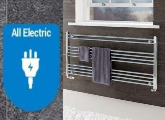 Eastbrook Towel Warmers - All Electric