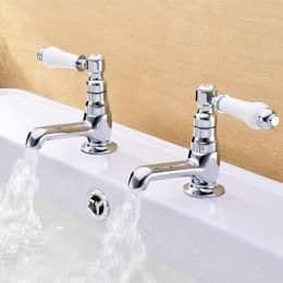 Frontline Basin Taps (pair)s