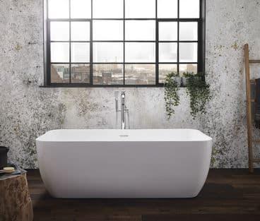 Frontline Eco 1700 x 750mm Twin Skinned Luxury Freestanding Bath