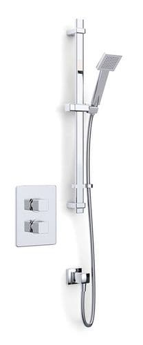 Mio Thermostatic Concealed Shower