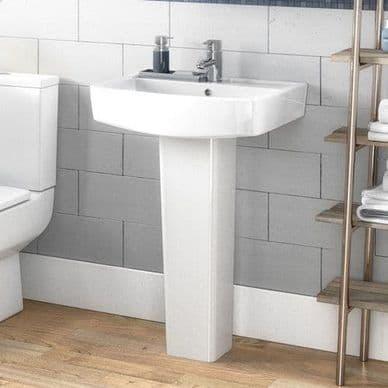 Modern Pedestal Basins