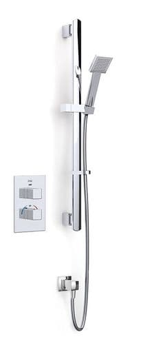 Nulo Concealed Thermostatic Shower