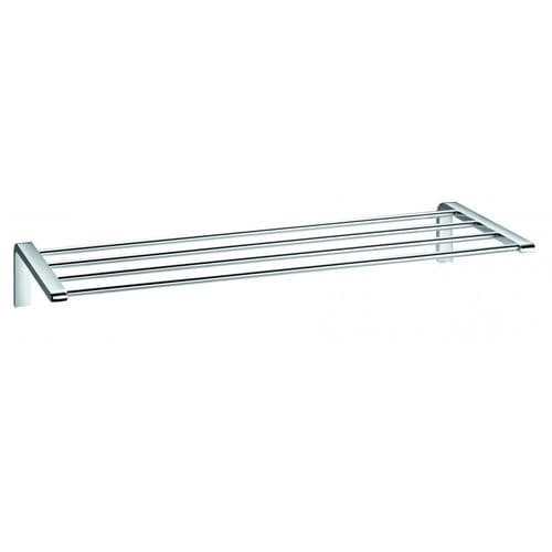 Pura Flova Lynn Quad Bar Towel Rail 600mm Ly8928 For Bathrooms