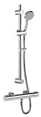 Puro Safe Touch Thermostatic Shower