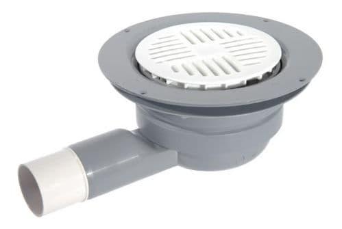 Purus Minimax 2 part drain for Tiling or Vinyl