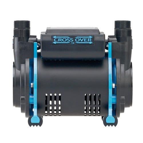 Salamander Ct 80 B Bathroom 2.6 Bar Twin End Positive Head Shower Pump
