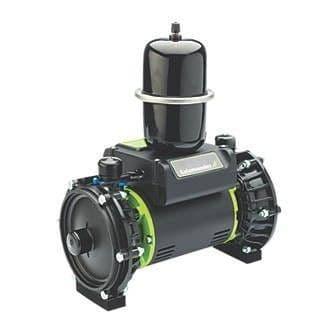 Salamander Rp75Tu 2.0 Bar Twin Impeller Universal Bathroom Pump