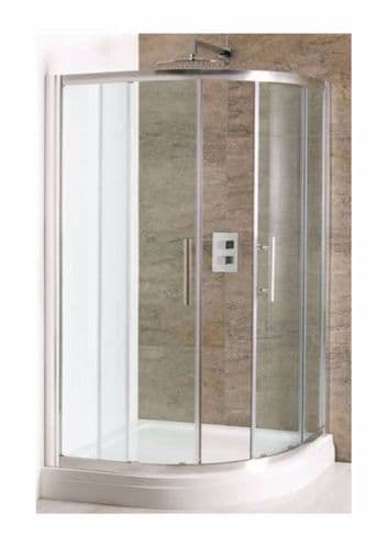 Volente 800 x 800mm Quadrant Shower Enclosure 58.003