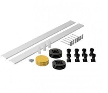 Volente Riser Kit - Legs and Panels For Rectangular Trays