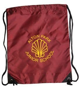 Alton Park Junior PE Bag