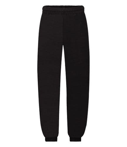Black School Jogging Bottoms