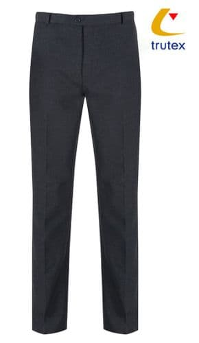 Boys Grey Senior School Trousers