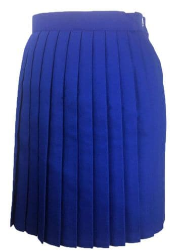 Clacton County High School Girls Pleated Skirt