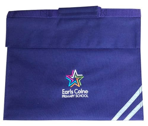 Earls Colne Primary School Book Bag