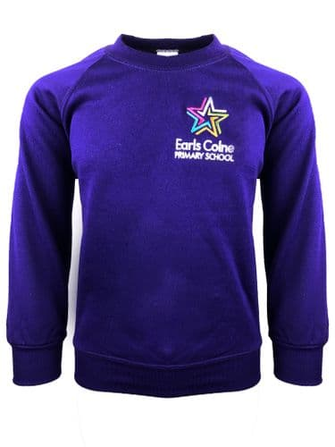 Earls Colne Primary School Sweatshirt