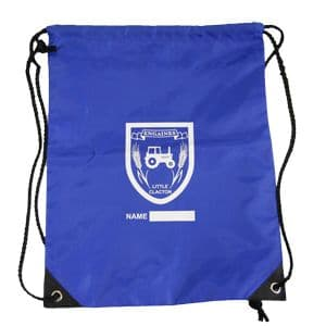 Engaines Primary School Drawstring Bag