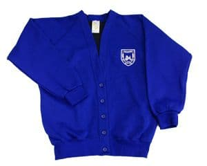 Engaines Primary School Sweatshirt Cardigan