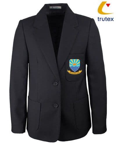 Felixstowe School Girls Blazer (New Logo)