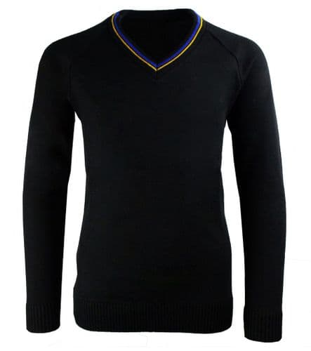 Felixstowe School V-Neck Pullover (New)