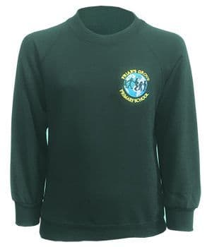 Friar's Grove Primary Crew Neck Sweatshirt