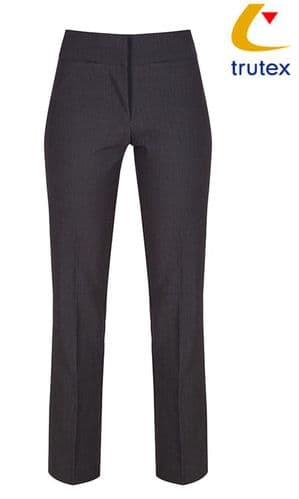Girls Trutex Graphite Slim Leg Trouser