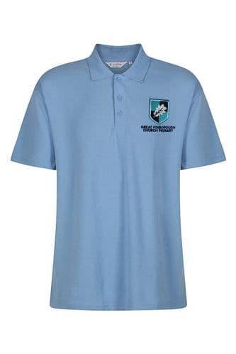 Great Finborough Primary Polo Shirt