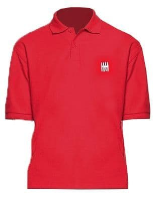 Holland Haven Primary Red Polo Shirt