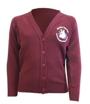 Mistley Norman Primary School Knitted Cardigan