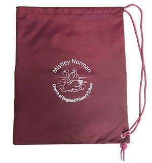 Mistley Norman Primary Side Drawstring Bag