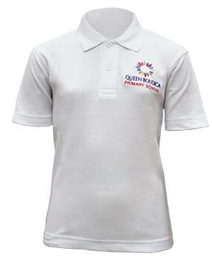 Queen Boudica Primary Polo Shirt