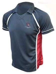 Queen Elizabeth Academy Fitted Polo Shirt