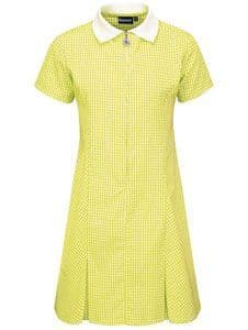 St Clare's Zip Front Summer Dress
