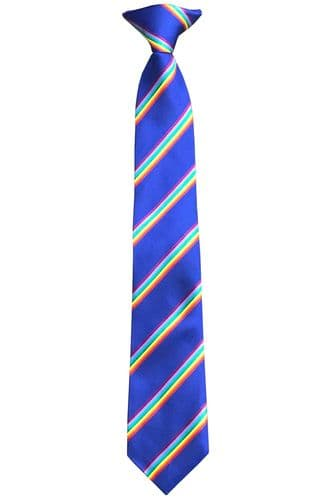 St Lawrence Primary Clip on Tie
